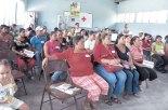 Al menos cien mujeres del Valle de Amarateca reciben capacitación constante por parte de organizaciones e instituciones internacionales.