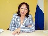 Abogada Irma Grisel Amaya, Fiscal Especial de la Mujer del Ministerio Público.