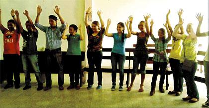 El Grupo juvenil San José celebra 17 años de existencia