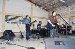La comunidad Santa Rosa de Lima ubicada en Rio Abajo  que es parte de la Parroquia Salvador del Mundo ganó el primer lugar con la canción Nuestra Fe.