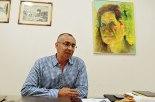 José Jorge Salgado, director ejecutivo de la Galería Nacional de Arte.