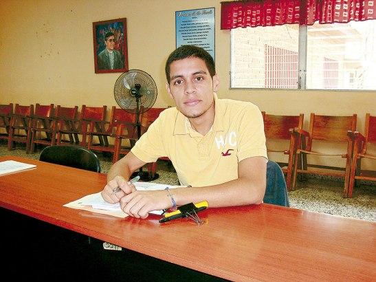 Santos Pablo Vásquez.