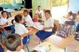 Honduras tiene una ley educativa razonable, compatible, aceptable, lo que requiere es la aplicabilidad y las leyes educativas tienen un carácter de progresividad.