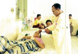 Los religiosos camilos se especializan en la atención integral de los enfermos,  cuidar y enseñar a cuidar es su carisma.