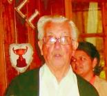 Padre Alfonso Molina