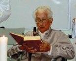 El padre Alfonso Molina siempre dijo si al Señor.