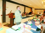 Carlos Ávila en su Discurso como Presidente ante el pleno de la JCI
