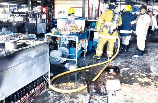 En el área de las comidas es el lugar donde más remodelación tendrá y los dueños de comidas deberán cumplir unas normas de seguridad, afirman representantes de la Alcaldía Municipal