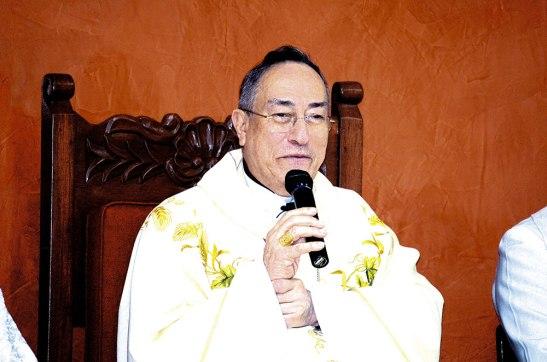 Cardenal Óscar Andrés Rodríguez, presidente de Cáritas Internacional.