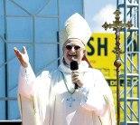 Monseñor Miguel Lenihan, es el primer Obispo de la Diócesis  de La Ceiba.