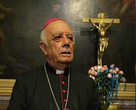 Cardenal Alberto Suárez Inda, Arzobispo de Morelia.