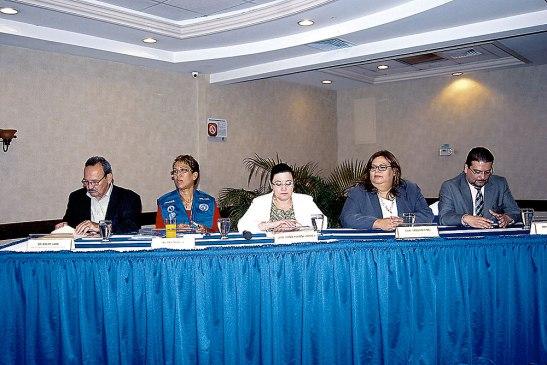 Autoridades de la Secretaría de Salud presentaron la Guía de Manejo Clínico de Fiebre Chikungunya.