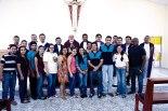El Denpajh alberga a los coordinadores diocesanos de la Pastoral Juvenil de Honduras y a los representantes nacionales de los movimientos.