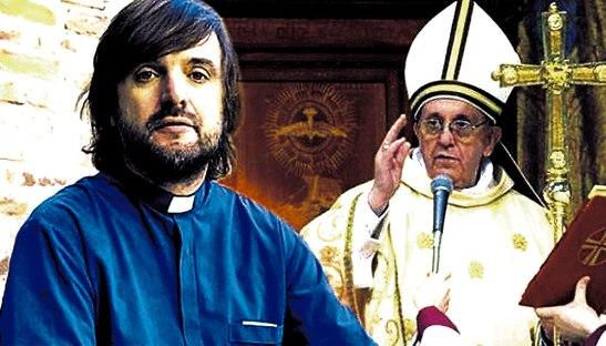 Papa expresa su preocupación por el avance del narcotráfico.