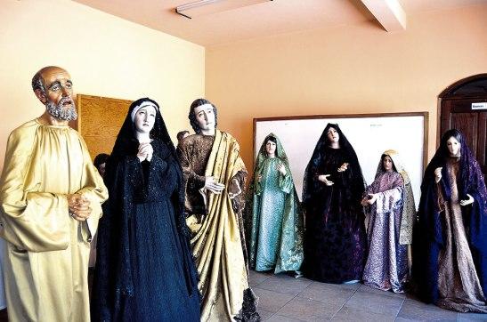 Personajes de la Pasión, Muerte y Resurrección de Jesús.