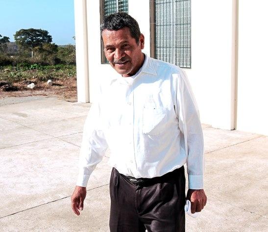 Adalberto Gómez Ruíz.