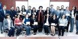 Los 19 graduados de la XII Promoción del Diplomado en Investigación 2015.