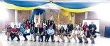 Grupo de estudiantes e invitados especiales de la maestría en Gestión de Proyectos.