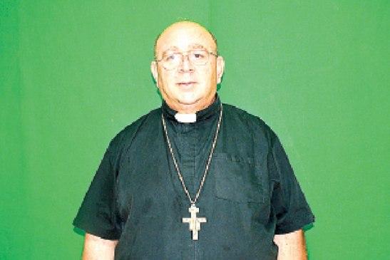 Monseñor José Bonello Ofm, Obispo de la Diócesis de Juticalpa.