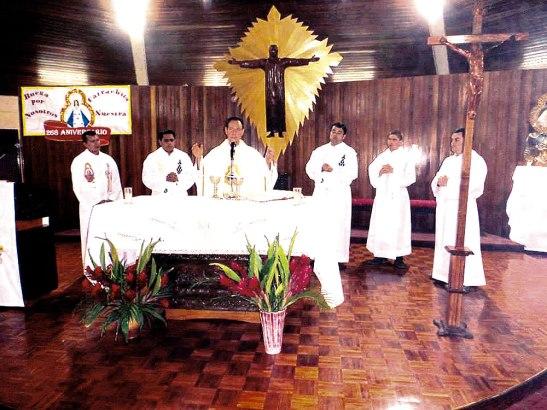 La Eucaristía es el centro de la vida espiritual, cada quien tiene la oportunidad de participar, vivir este gran sacramento.