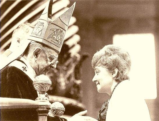El 27 de enero se abrió el proceso de beatificación de ChiaraLubich.
