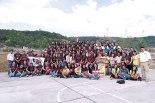 Foto oficial del VIII Encuentro Nacional del Movimiento Encuentros                               de Promoción Juvenil.