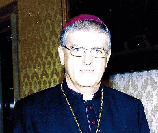 Luis Solé Fa Obispo de la Diócesis de Trujillo