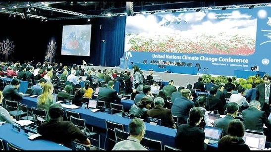 Aspecto global de la Cumbre de Lima celebrada el año pasado.