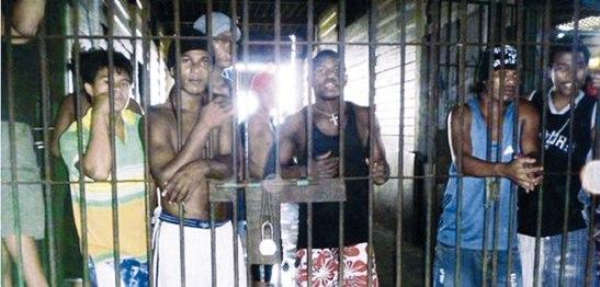 En todo el sistema penitenciario del país hay más de 20 mil reos, y la mayoría esta sobrepoblada.