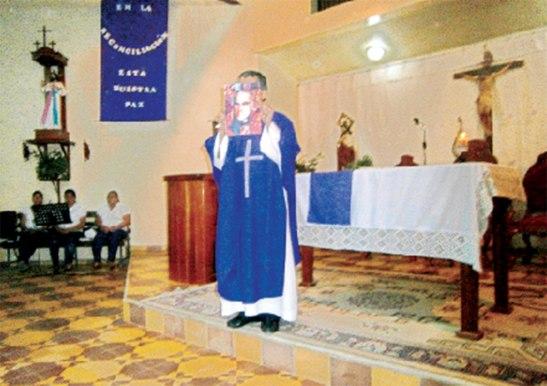Padre Nelson Guevara, Asesor de las Cebs.