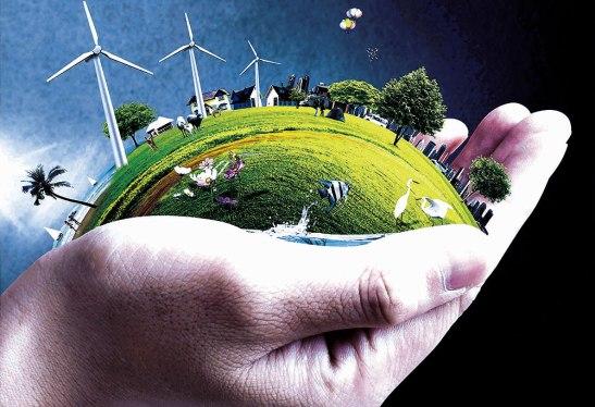 El planeta Tierra es una isla que no podemos salir de ella y por eso                            estamos llamados a cuidar lo nuestro.