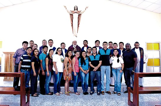 Esta Jornada es organizada por el Departamento Nacional de Pastoral Juvenil de Honduras.