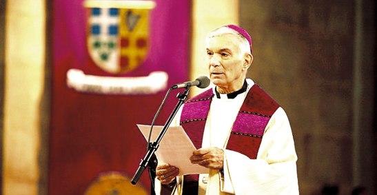 Un hombre de admirar por su humidad y entrega de  llevar la palabra de Dios a las periferias. Monseñor Guido Plante Q.D.E.P.