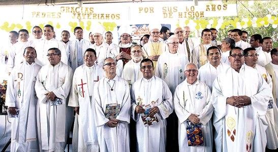 Sesenta años de misión en tierra hondureña ha dejado muchos frutos. ¡ gracias Padres Javerianos!