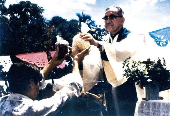Óscar Arnulfo Romero Galdámez nació en Ciudad Barrios, San Miguel, el 15 de agosto de 1917