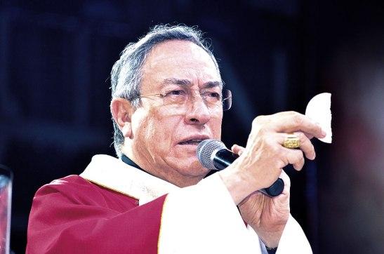 El Cardenal Rodríguez fue elegido por unanimidad por la Comisión Central de la CEDES para presidir la misa de la vigilia.