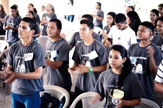 Congreso Juvenil Vocacional 2015.