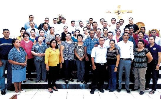 Grupo Sinogal de la Vicaría de El Paraíso.