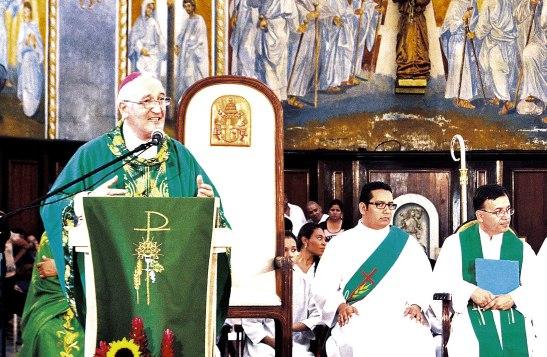 Documentos de una diócesis que caminan juntos.