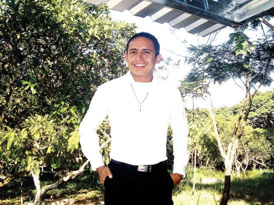 Alex Reynaldo Briceño Huete, Diócesis de Choluteca.