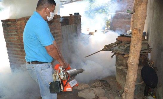 Serán varios los barrios y colonias que serán fumigadas en el Distrito Central.