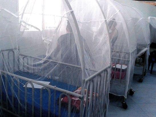 Con la obra se beneficiará a un buen grupo de pacientitos que llegan al centro asistencial.