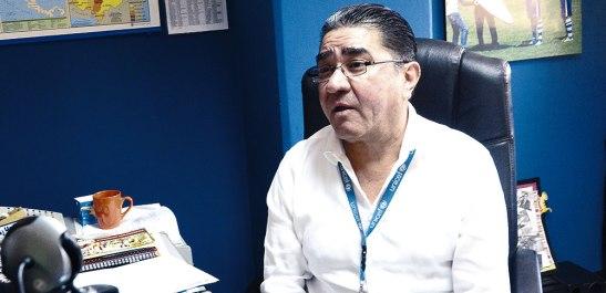 Héctor Espinal, especialista en Comunicación de UNICEF en Honduras.