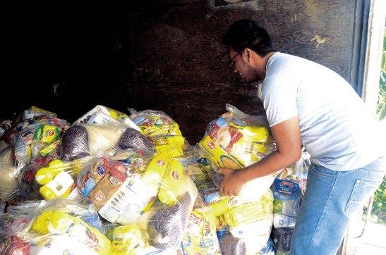 Cáritas ha hecho esfuerzos para que las ayudas lleguen a personas a las que  otras organizaciones no han podido llegar.