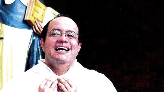 Fray Nelson Medina estará en San Pedro Sula.