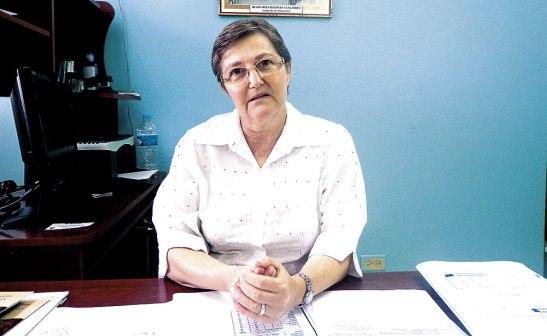 Sor Valdette Willeman. Coordinadora del Centro de Atención al Migrante Retornado.