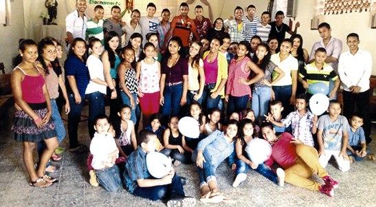 Convivencia de Infancia, Adolescencia y Juventud Misionera.