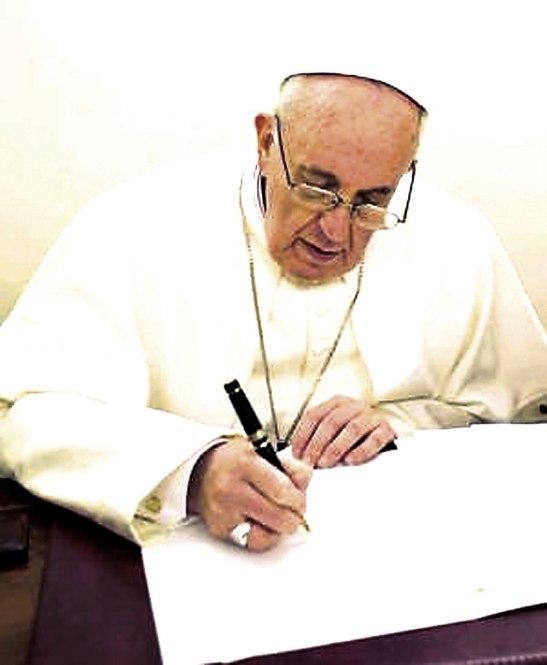 El Papa Francisco continúa con la reforma de los diversos aspectos de la Iglesia.
