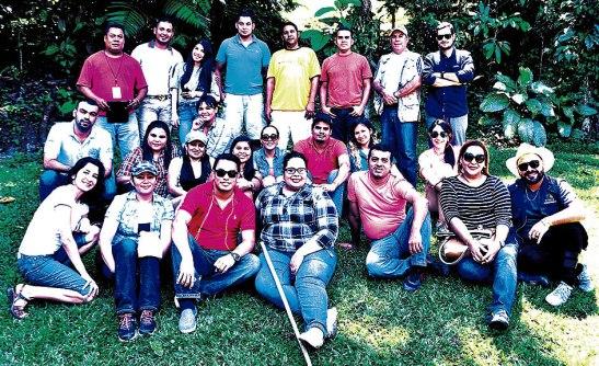 Emocionante aventura vivieron los periodistas de la Costa Norte de Honduras, que realizaron los tours organizados por la Mesa Regional de Turismo del Valle de Sula y así dar a conocer la riqueza de nuestro país.