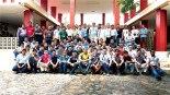 Un promedio de 60 aspirantes a ser sacerdotes participaron en este encuentro.